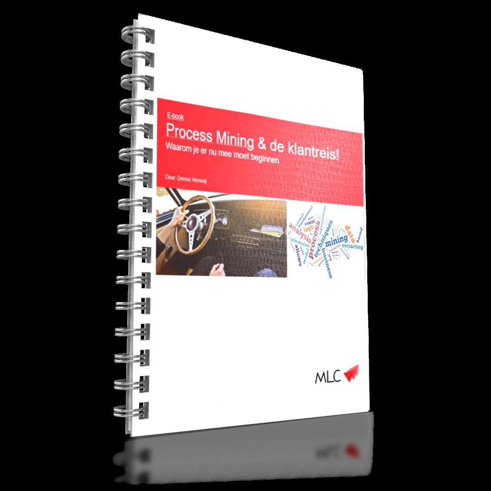 E-book Process Mining en de klantreis!