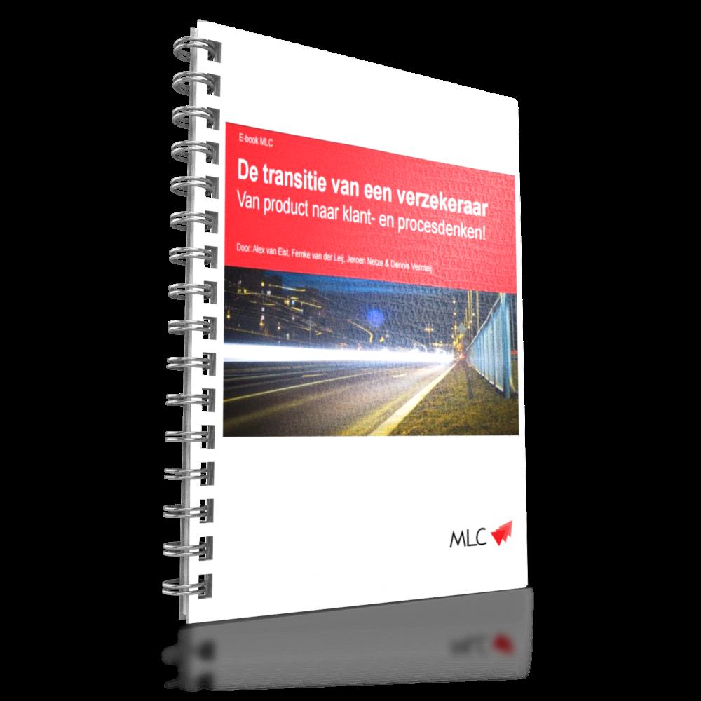 E-book De transitie van een verzekeraar
