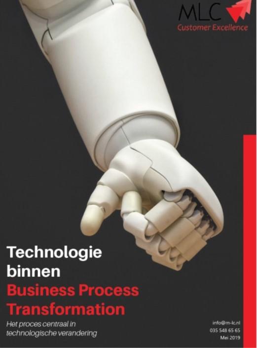 E-book Technologie binnen Business Process Transformation
